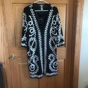 Catherine's Kimono size 0X
